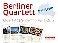 Berliner Quartett - Ortsteile