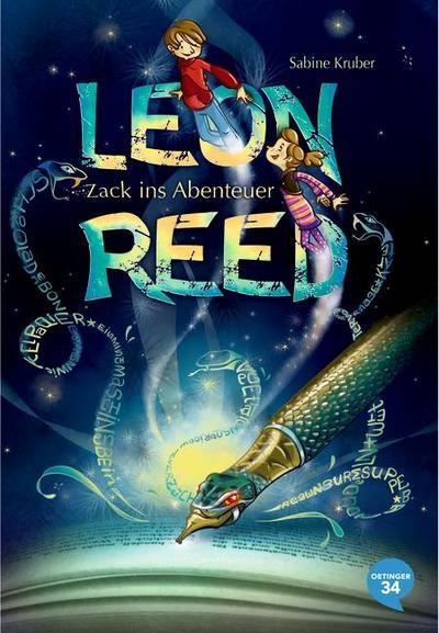 Leon Reed; Zack ins Abenteuer; Deutsch; Bitte diese Informationen aufbewahren. Achtung! Nicht für Kinder unter 36 Monaten geeignet. Kleinteile. Verschluckungs- und Erstickungsgefahr.
