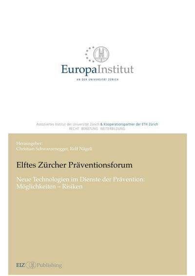 Elftes Zürcher Präventionsforum