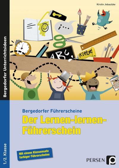 Der Lernen-lernen-Führerschein - 1./2. Klasse