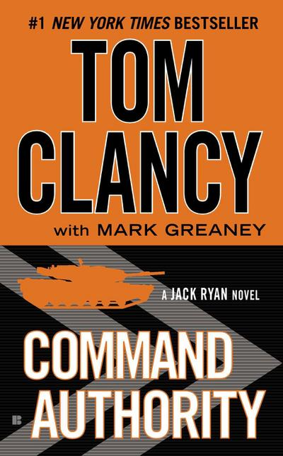 Command Authority (A Jack Ryan Novel, Band 14)