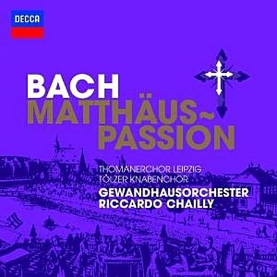 Matthäus-Passion BWV 244, 2 Audio-CDs