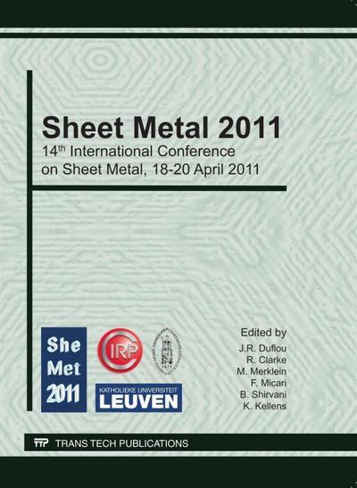 Sheet Metal 2011