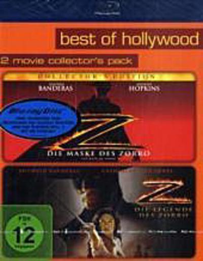 Die Maske des Zorro / Die Legende des Zorro