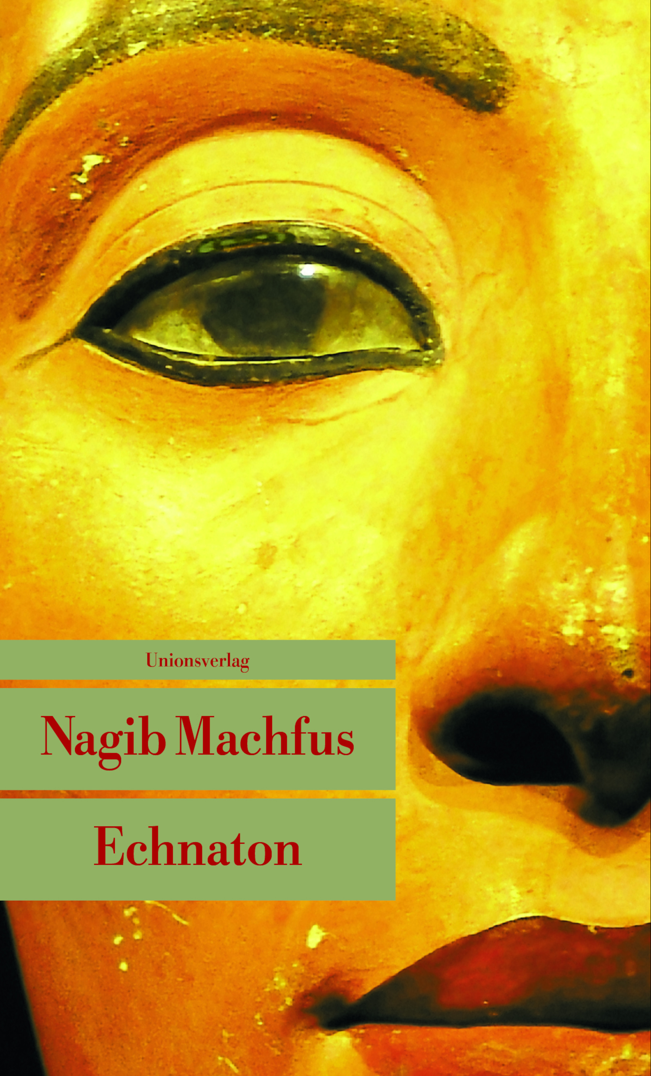Echnaton, Nagib Machfus
