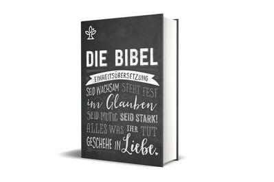 Die Bibel. Mit Sonderseiten für junge Menschen.