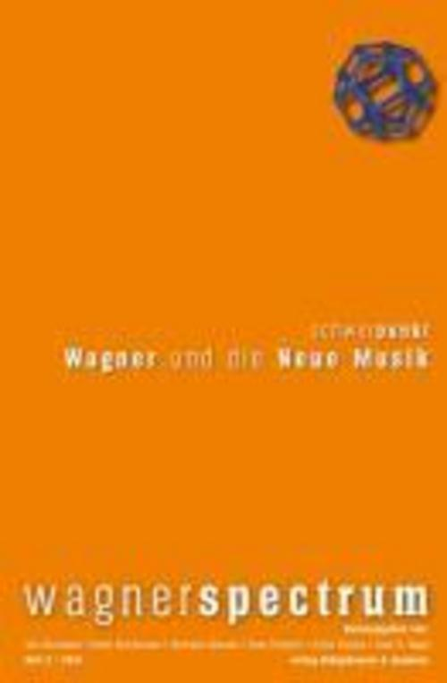 wagnerspectrum Udo Bermbach