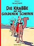 Tim und Struppi, Carlsen Comics, Neuausgabe, Bd.8, Die Krabbe mit den goldenen Scheren