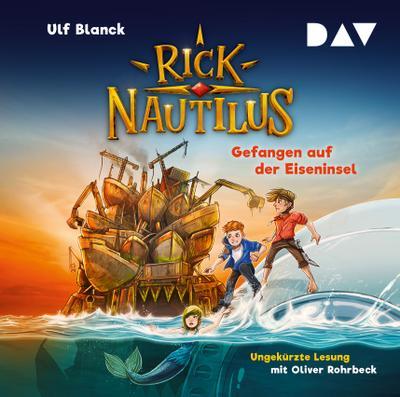 Rick Nautilus - Teil 2: Gefangen auf der Eiseninsel