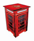 Photo-Hocker Telefonzelle London