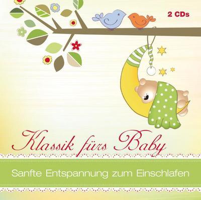 Klassik Fürs Baby - Aurea Classic (Edel) - Audio CD, Deutsch, Franz Schubert, Sanfte Entspannung zum Einschlafen, Sanfte Entspannung zum Einschlafen