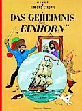 Tim und Struppi, Carlsen Comics, Neuausgabe, Bd.10, Das Geheimnis der Einhorn