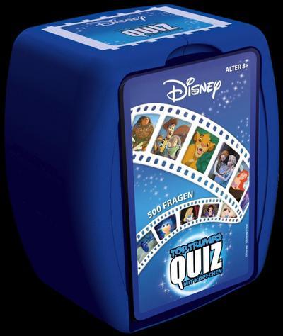 Top Trumps Quiz Disney Classic