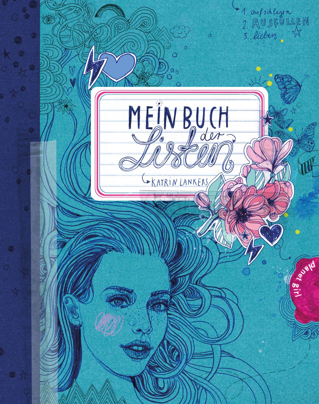 Katrin Lankers ~ Mein Buch der Listen 9783522503471