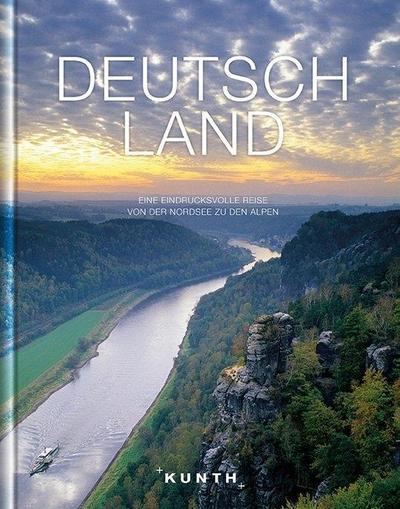 KUNTH Bildband Deutschland
