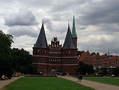 Lübeck - 500 Teile (Puzzle)