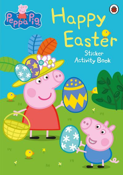 Peppa Pig - Happy Easter