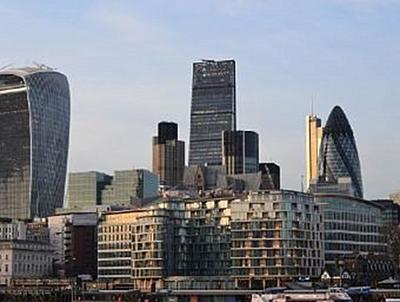 Skyline von London - 200 Teile (Puzzle)