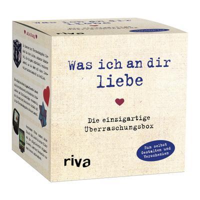 Was ich an dir liebe - Die einzigartige Überraschungsbox