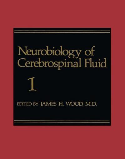 Neurobiology of Cerebrospinal Fluid 1