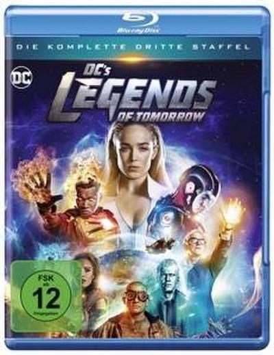 DCs Legends of Tomorrow