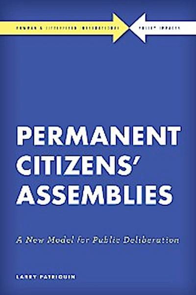 Permanent Citizens' Assemblies