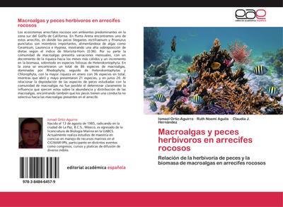 Macroalgas y peces herbívoros en arrecifes rocosos