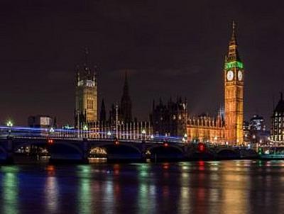 London - 200 Teile (Puzzle)
