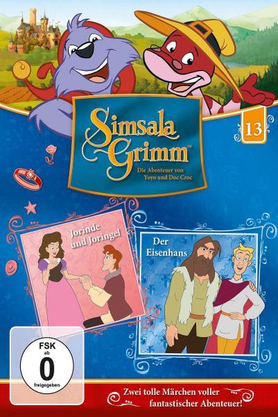 SimsalaGrimm 13: Jorinde und Joringel / Der Eisenhans