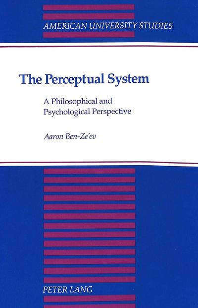 The Perceptual System