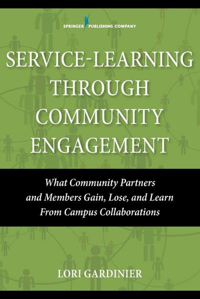 SERVICE LEARNING THROUGH COMMU