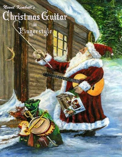 CHRISTMAS GUITAR IN FINGERSTYL