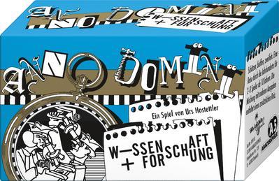 Anno Domini - Wissenschaft und Forschung