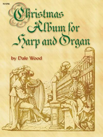 Christmas Album for Harp and Organ - Full Score