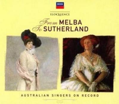 Von Melba bis Sutherland