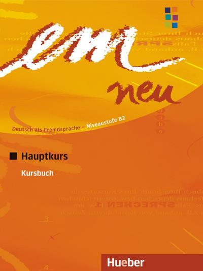 em neu 2008 Hauptkurs Kursbuch