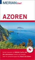 MERIAN live! Reiseführer Azoren; Mit Extra-Karte zum Herausnehmen; MERIAN live; Deutsch