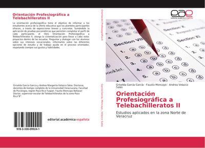 Orientación Profesiográfica a Telebachilleratos II