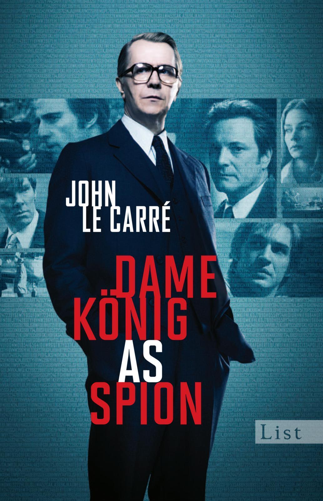 Dame, König, As, Spion, John Le Carré