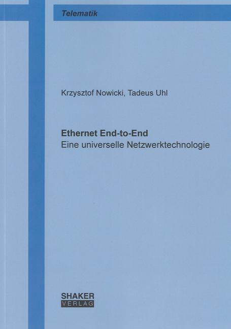 Ethernet End-to-End, Krzysztof Nowicki