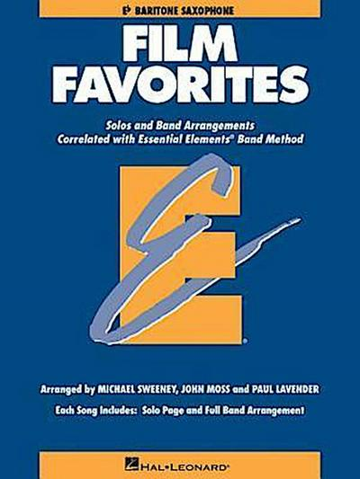 Film Favorites: Baritone Saxophone