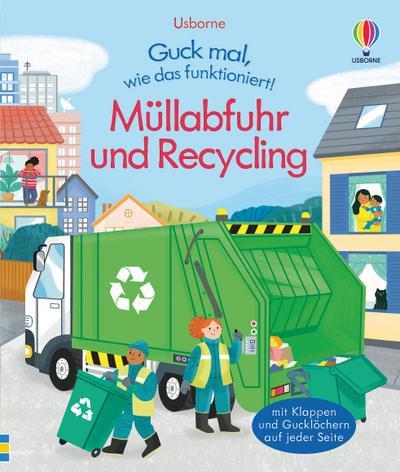 Guck mal, wie das funktioniert! Müllabfuhr und Recycling