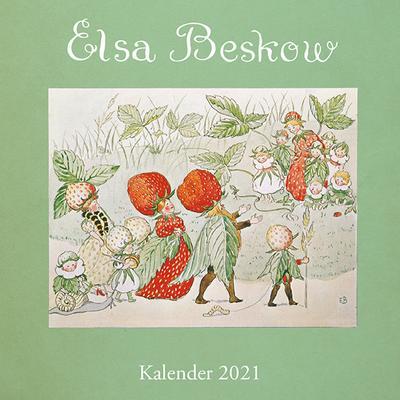 Elsa-Beskow-Kalender 2021