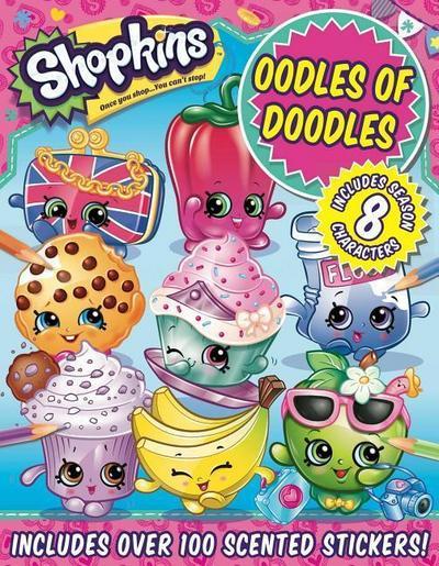 Shopkins Oodles of Doodles