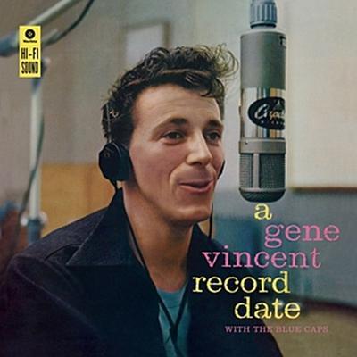 A Gene Vincent Record Date+2 (Vinyl)