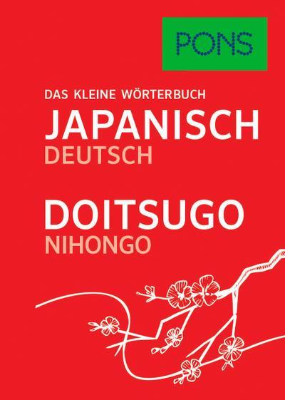 PONS Das kleine Wörterbuch Japanisch