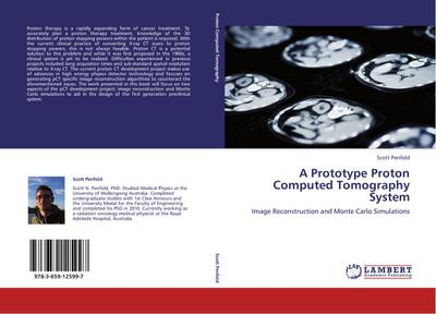 A Prototype Proton Computed Tomography System