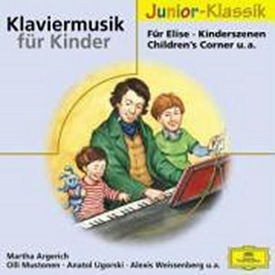 Klaviermusik für Kinder. Klassik-CD