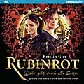 Rubinrot: Liebe geht durch alle Zeiten. Ungekürzte Lesung