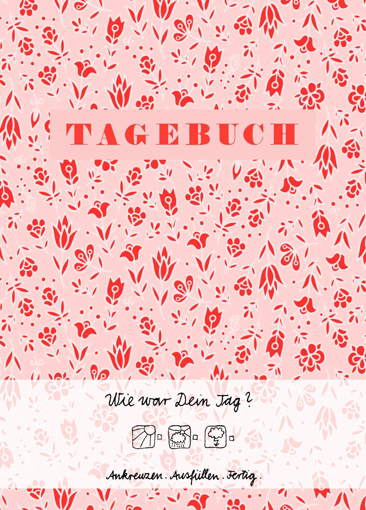 Tagebuch (romantisch) Doro Ottermann 9783426655528